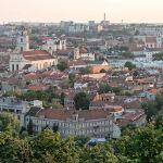 Vilnius view