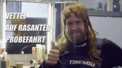 SEBASTIAN VETTEL: Vozač Formule u izdanju kakvo  još niste vidjeli!