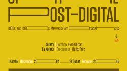 """MUZEJ SUVREMENE UMJETNOSTI: """"Povijest postdigitalnog: snimke medijske umjetnosti 1960-ih i 1970-ih"""""""