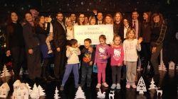 Drogerija Kozmo i Udruga Young Crew SOS Dječjem selu Hrvatska uručili donaciju