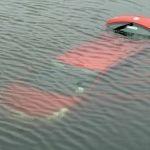 car-sunk
