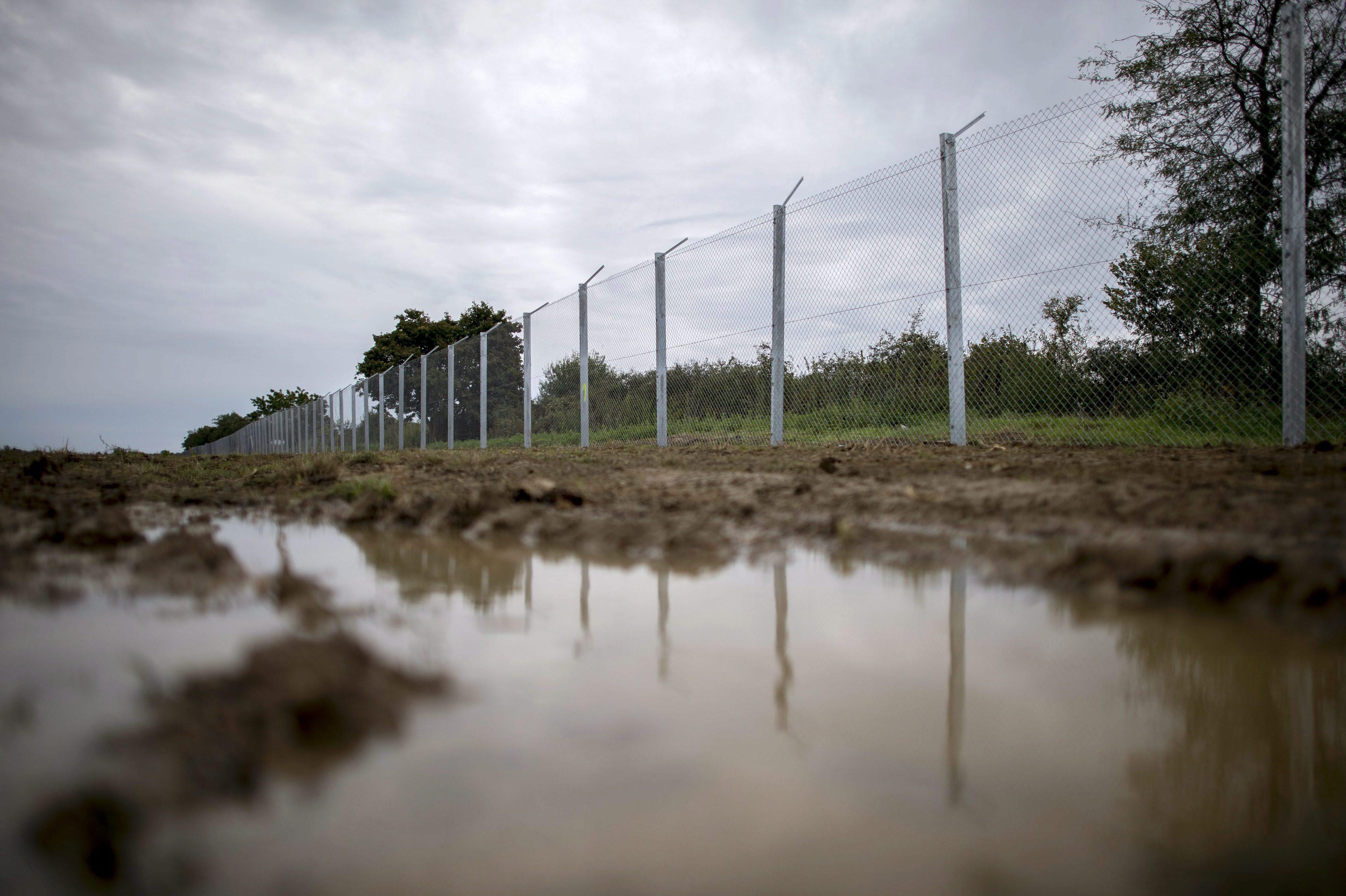 EPA/TAMAS SOKI HUNGARY OUT