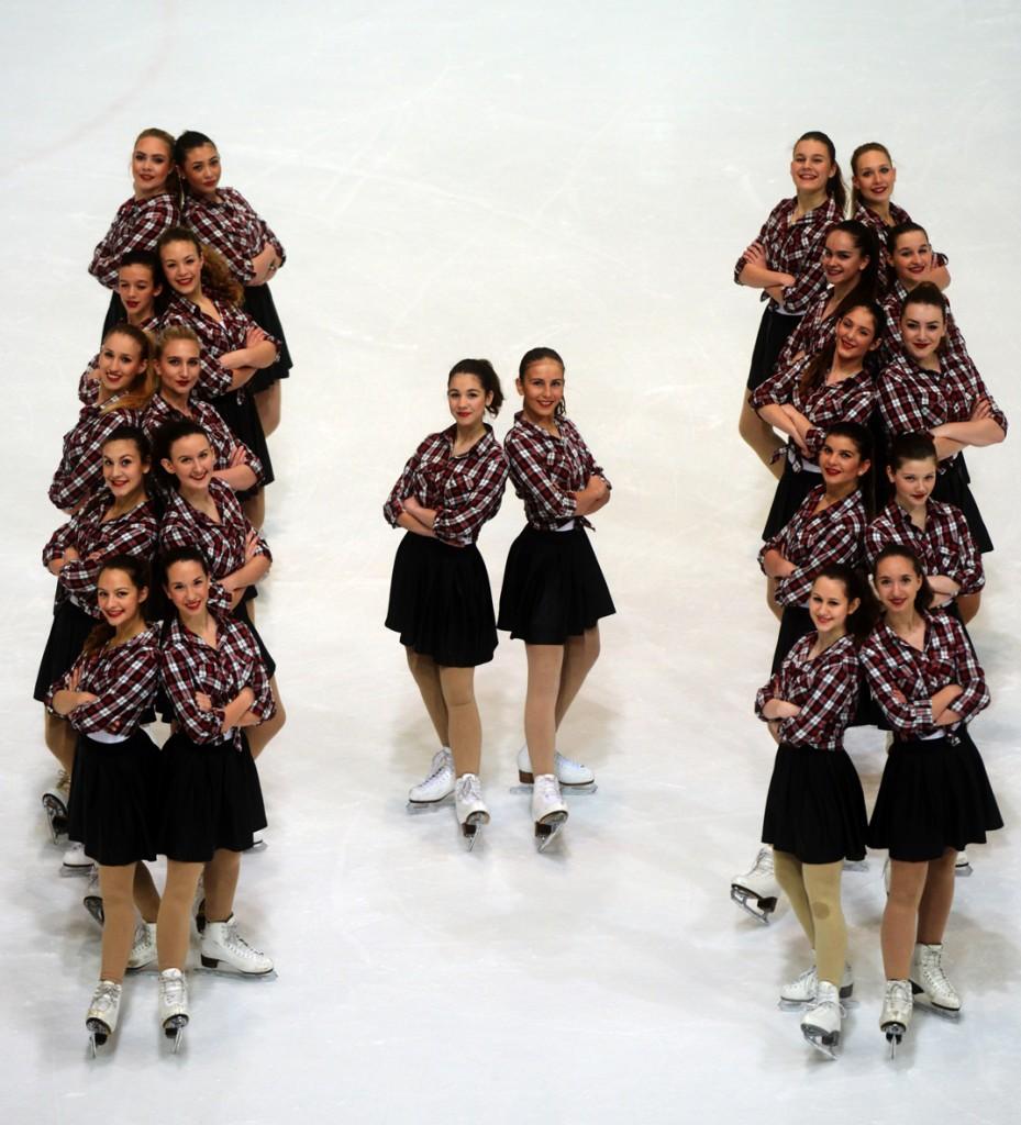 Hrvatska 2 (juniorke)