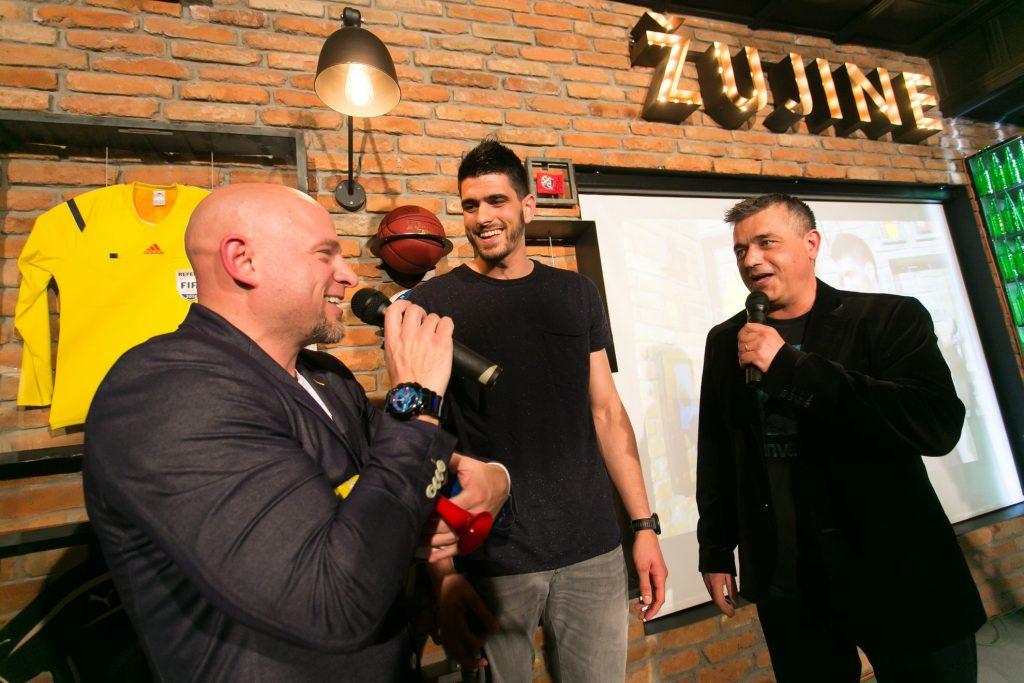 Rukometas RK PPD Zagreb Luka Stepancic