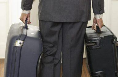 man-leaving