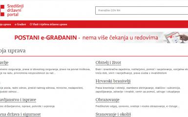 screenshot/ gov.hr