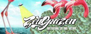 Facebook/ Art Festival Zen Opuzen