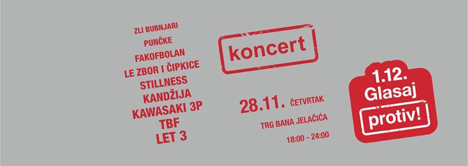 koncert protiv