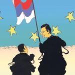 Karikatura vucic dacic