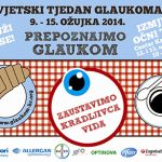 glaukom plakat