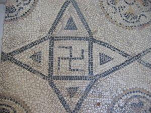 rimski mozaik 2. stoljeće