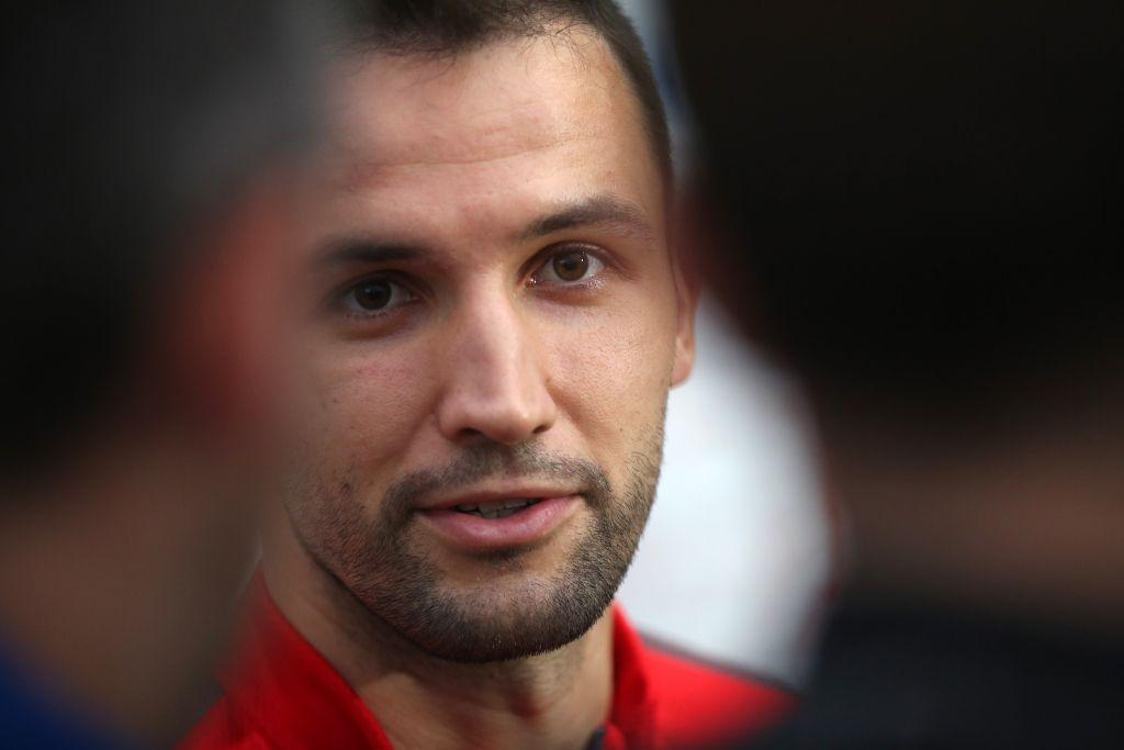 Trening Hrvatske nogometne reprezentacije 7.10.2015.