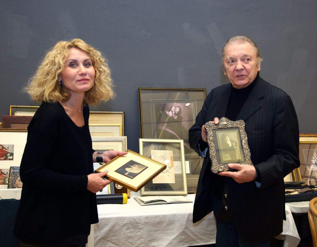 izvor: MUO/ Arijana Koprčina, autorica i kustosica izložbe Orašar i Željko Jureša